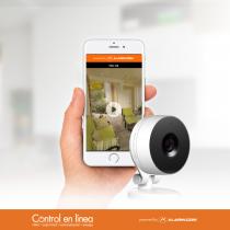Cámara Wifi Interior Con Infrarrojo Y Servicio Anual