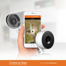 Cámara Wifi Ext + Int Con Infrarrojo Y Servicio Anual